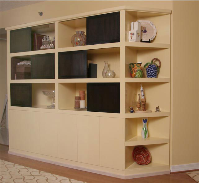 16 Storage Cabinet And Bookcase In Cherry