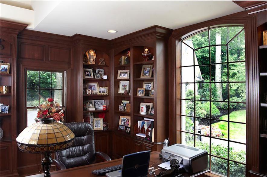 Perfect 1 Cherry Office And Window Lattice