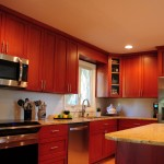 Pic2 - cherry transitional kitchen